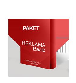 Reklama paket Basic
