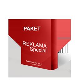 Reklama paket Special